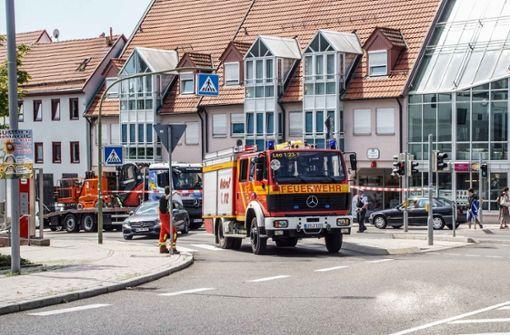 Gasleitungen beschädigt – Gebiete abgesperrt