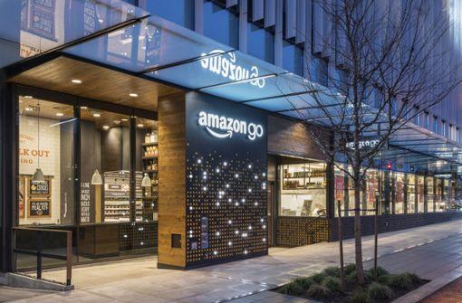 Internet-Gigant eröffnet in Seattle ersten Supermarkt ohne Kassen