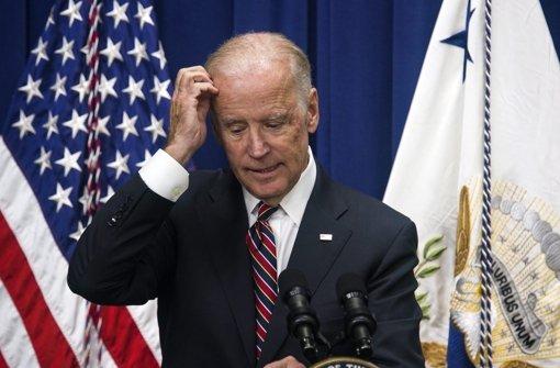 Biden kandidiert nicht für Präsidentschaft
