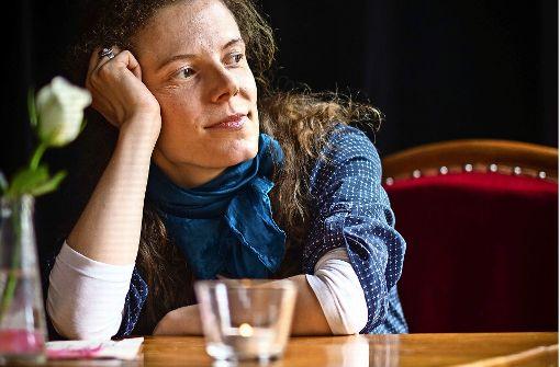 Julianna Herzberg hatte in letzter Zeit viel zum Nachdenken. Foto: Lichtgut/Max Kovalenko