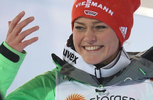 Johannes Rydzek und Carina Vogt gewinnen Titel