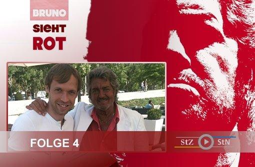 Bruno sieht rot: Der Talk mit Andy Hinkel