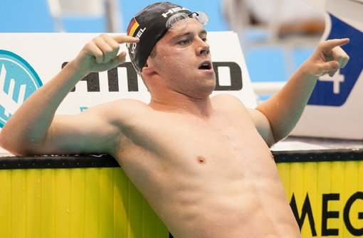 Deutscher Schwimmer rettet Frau