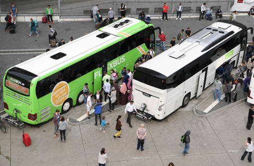 Flixbus gibt Vaihingen den Vorzug