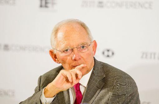Finanzminister Wolfgang Schäuble ist der dienstälteste Bundestagsabgeordnete. In unserer Bildergalerie sehen Sie, weitere Fakten zu den Abgeordneten. Klicken Sie sich durch. Foto: dpa
