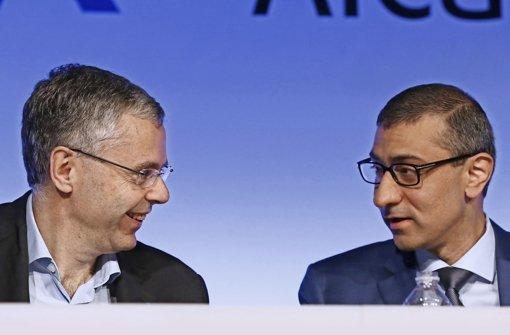 Alcatel-Lucentund Nokia bündeln ihre Kräfte