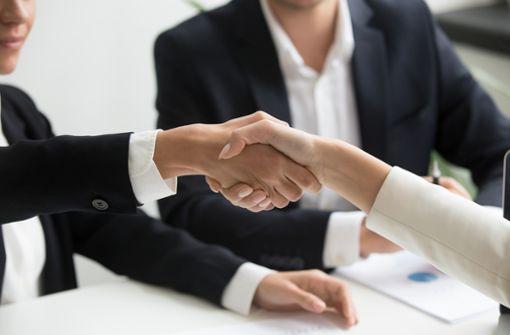 Harmonie in Verhandlungen
