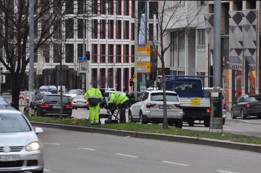 Testblitz Theo Foto: Andreas Rosar Fotoagentur-Stuttgart