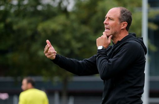 Liveticker: Der VfB II muss bei den Spatzen ran