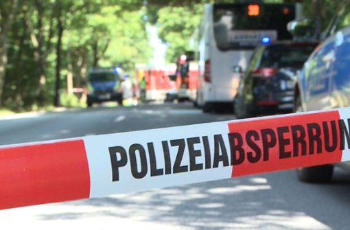 Mehrere Verletzte bei Gewalttat in Linienbus