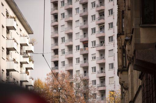 Wohnen in Stuttgart wird immer teurer