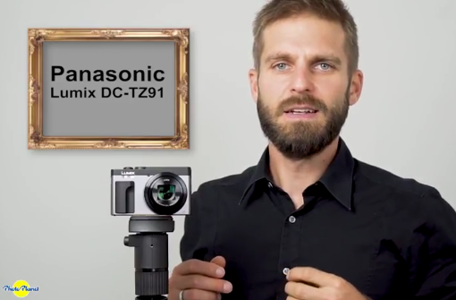 Hannes testet die Panasonic Lumix TZ91