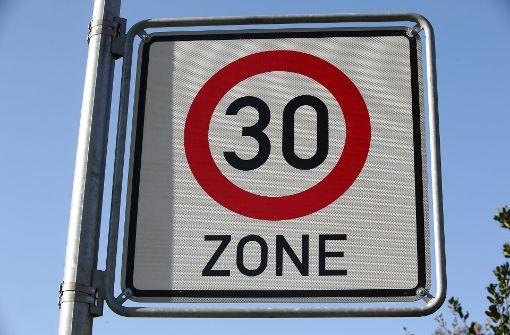 Tempo 30 kommt  in Ortsdurchfahrten