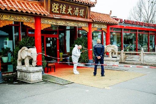 Im Falle der getöteten Seniorchefin eines asiatischen Restaurants in Backnang läuft die Sonderkommision auf Hochtouren. Foto: www.7aktuell.de | Karsten Schmalz