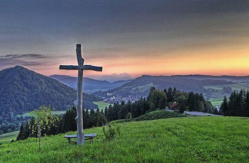 Traumhafte Aussichten. Foto: Oberstaufen Tourismus