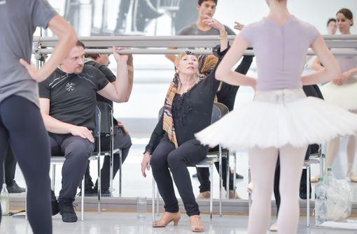 Eine Ballettlegende entstaubt Klassiker