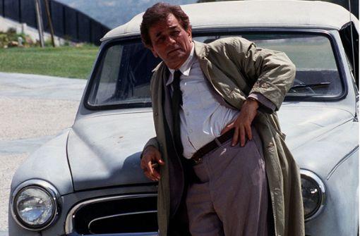 Inspektor Columbo ermittelt in Ludwigsburg