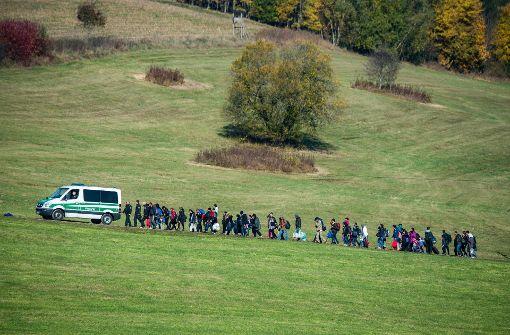 Bundespolizei rüstet an Schweizer Grenze auf