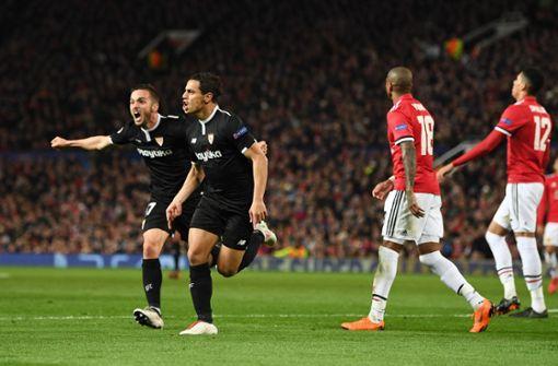 FC Sevilla blamiert Manchester United