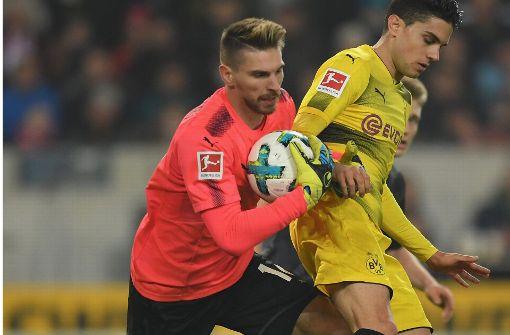 VfB-Spieler Zieler und Ascacibar ragen heraus