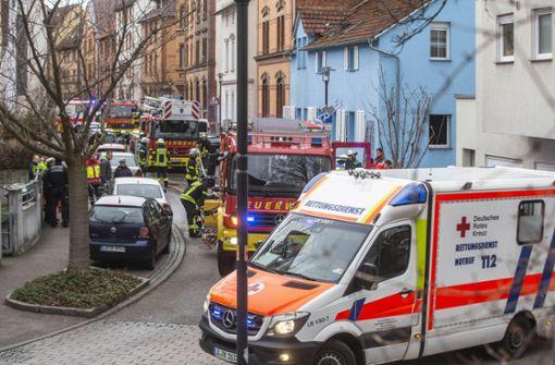 Ehepaar stirbt in brennender Wohnung