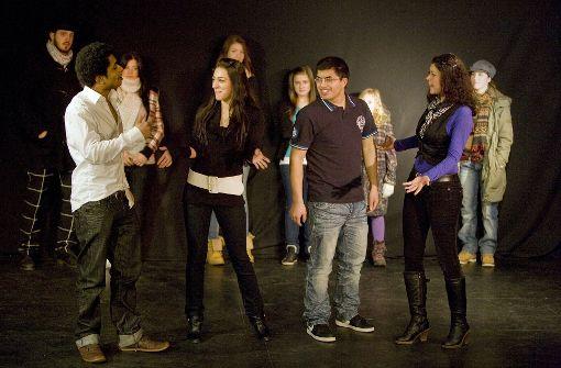 Mit Theaterprojekten fördert der Verein gelebte Inklusion. Foto: Michael Steinert