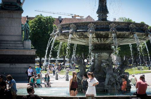 20 Dinge, die echte Stuttgarter im Sommer tun