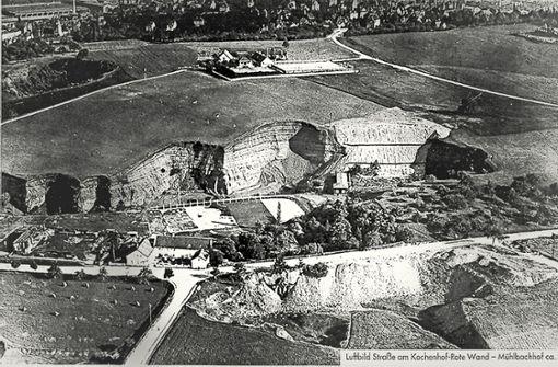 Einst  gab es auf dem Killesberg Steinbrüche, die später aufgefüllt wurden - fortan ein schwiergier Baugrund. Foto: StZ