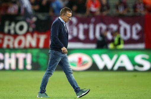 Trainer Norbert Meier entlassen