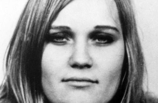 Die frühere RAF-Terroristin Brigitte Mohnhaupt Foto: dpa