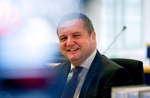 Eine Rückkehr in die Politik könne er sich durchaus vorstellen: Ex-Ministerpräsident Stefan Mappus. Foto: dpa
