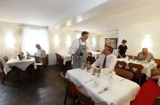 Liktors Restaurant Hirsch in Zuffenhausen Foto: Hörner