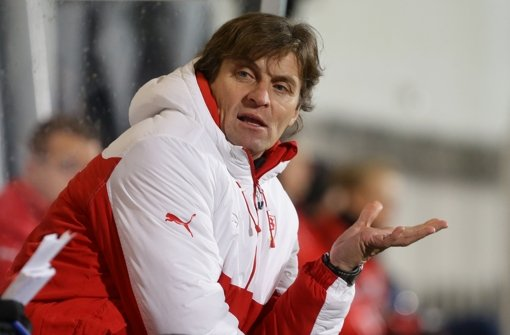 VfB II will mit Trainer Thomae verlängern