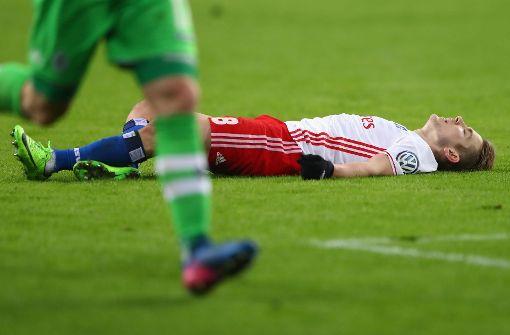 HSV scheitert an Gladbach