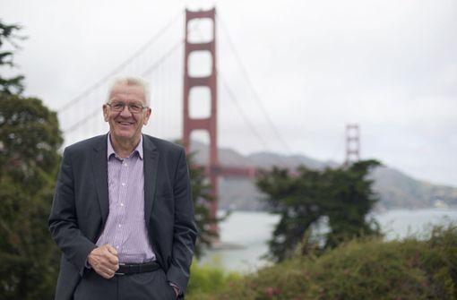 Kalifornien und Baden-Württemberg bauen Klimaschutz-Initiative aus