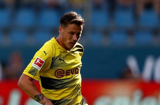 Erik Durm auf dem Weg zum VfB Stuttgart