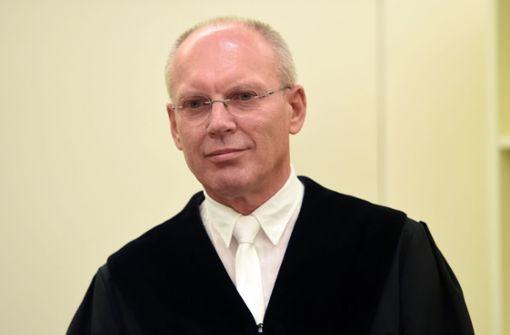 Der Richter mit dem nötigen Fingerspitzengefühl