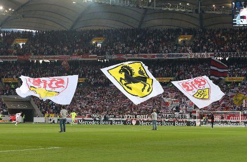 Können die Fans des VfB Stuttgart vielleicht schon bald den Aufstieg feiern? Foto: Pressefoto Baumann