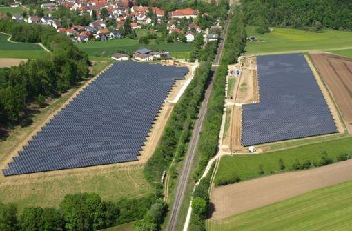 Stadtwerke investieren in Öko-Strom