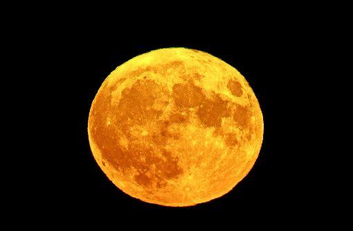 Geheimnisvoller Mond