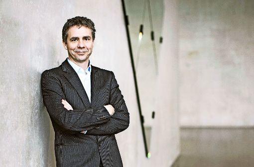 Seit 2015 Direktor des Kunsthauses Bregenz: Thomas D. Trummer Foto: Darko Todorovic