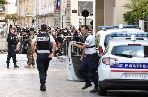 Anti-Terror-Ermittlungen eingeleitet