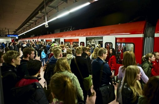 Kampf gegen unpünktliche S-Bahnen