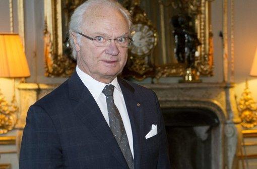 Schwedens König möchte Badewannen verbieten