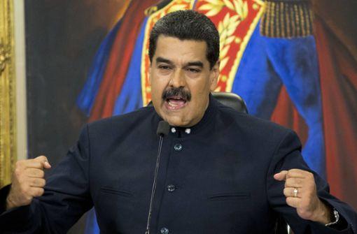 Nicolás Maduro hat gute Chancen