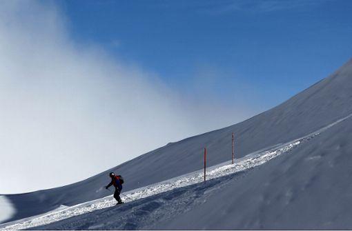 Deutscher Skifahrer tödlich verunglückt