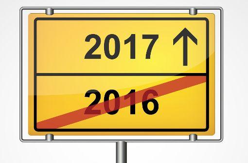 Neues Jahr – neue Vorsätze: Gute Vorsätze ade! - Panorama ...
