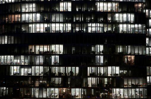 In Stuttgart gibt es besonders  wenig neue Bürofläche