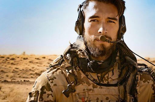 Auf Patrouille im Wüstensand
