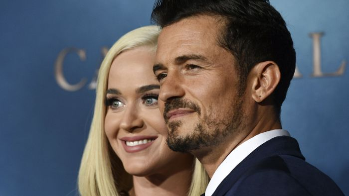"""Welcome, Daisy Dove"" – Katy Perry und Orlando Bloom haben Tochter"